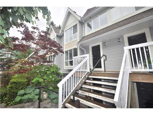 Main Photo: 12 1073 LYNN VALLEY Road in North Vancouver: Lynn Valley Townhouse for sale : MLS®# V955013