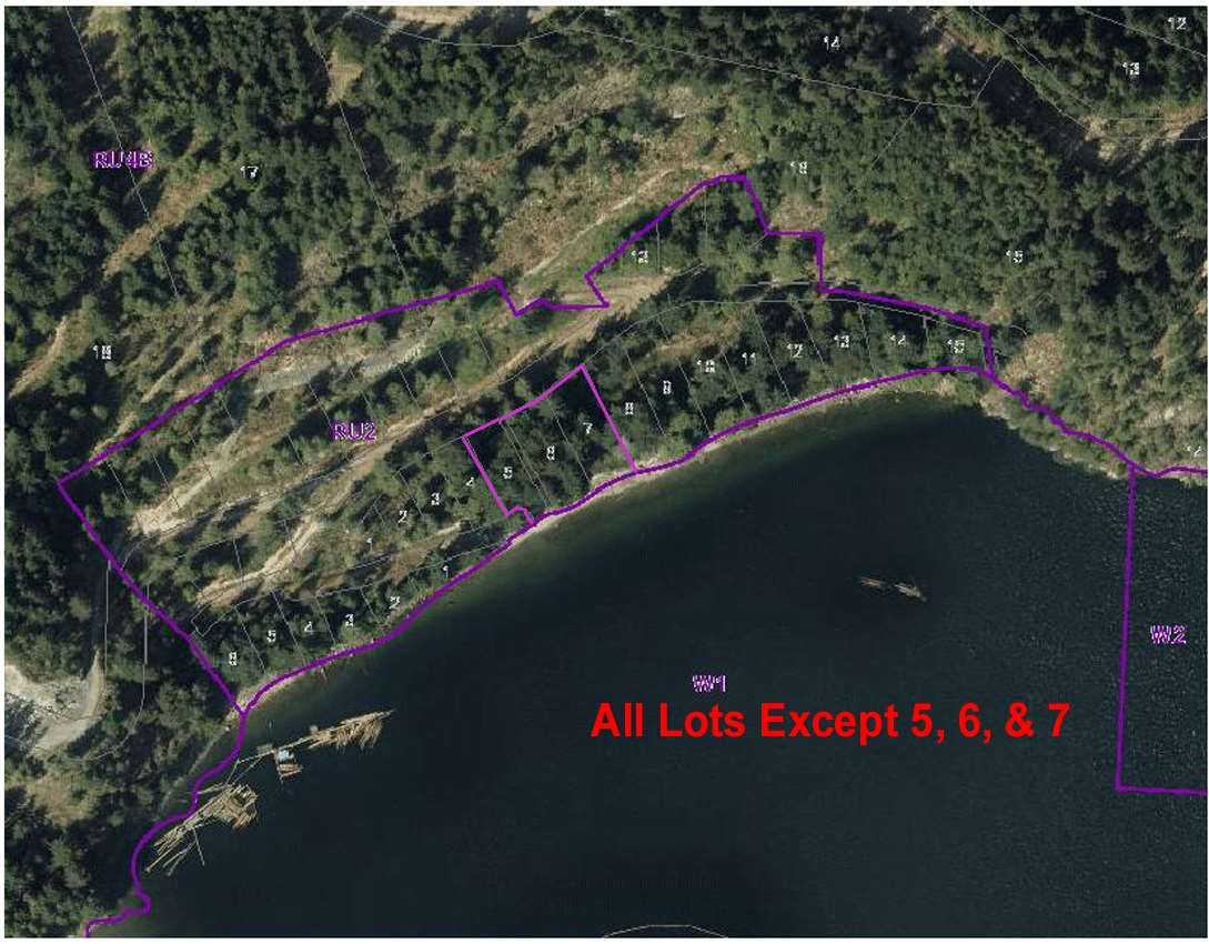 "Main Photo: 38 Lots WITHERBY BEACH Road in Gibsons: Gibsons & Area Land for sale in ""WITHERBY BEACH PROPERTIES"" (Sunshine Coast)  : MLS®# R2049906"