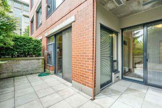 """Photo 21: 110 2228 MARSTRAND Avenue in Vancouver: Kitsilano Condo for sale in """"SOLO"""" (Vancouver West)  : MLS®# R2466105"""