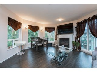"""Photo 3: 401 2435 CENTER Street in Abbotsford: Abbotsford West Condo for sale in """"Cedar Grove Place"""" : MLS®# R2231720"""