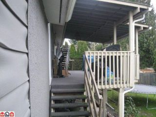 Photo 2: 2061 TOPAZ Street in Abbotsford: Abbotsford West House for sale : MLS®# F1200729