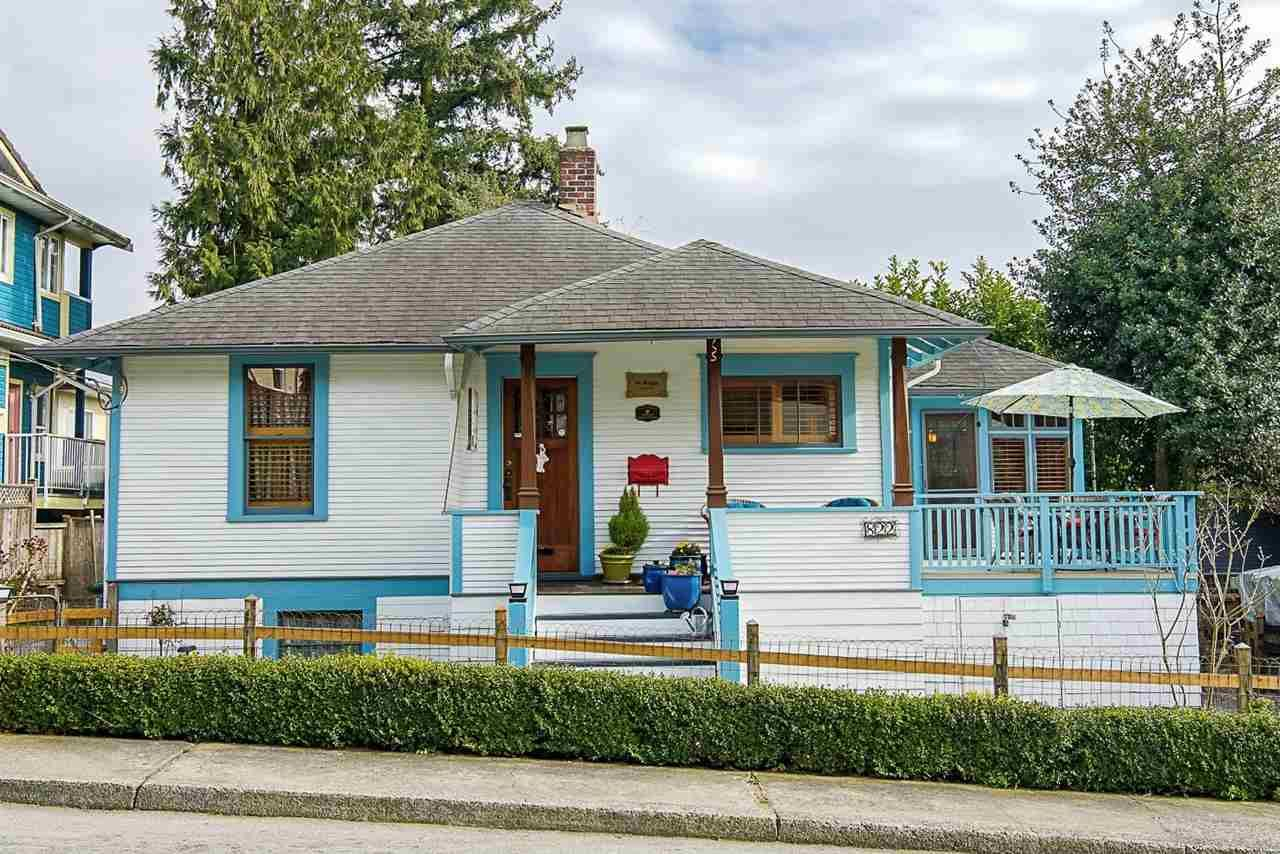 "Main Photo: 822 KENNEDY Street in New Westminster: Uptown NW House for sale in ""Brow of the Hill"" : MLS®# R2560991"