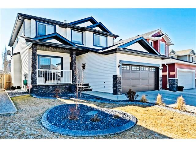 Photo 1: Photos: 186 THORNLEIGH Close SE: Airdrie House for sale : MLS®# C4054671