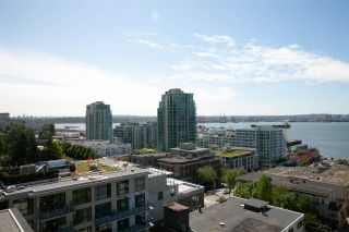 Photo 1: 1102 125 W 2ND STREET in North Vancouver: Lower Lonsdale Condo for sale : MLS®# R2066107