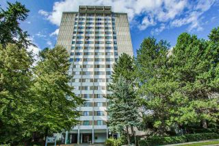 """Photo 1: 2002 9541 ERICKSON Drive in Burnaby: Sullivan Heights Condo for sale in """"ERICKSON TOWER"""" (Burnaby North)  : MLS®# R2092488"""