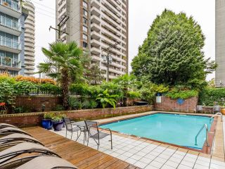 Photo 23: 1505 1010 BURNABY STREET in Vancouver: West End VW Condo for sale (Vancouver West)  : MLS®# R2613983
