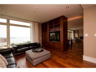 """Photo 4: # 103 2575 GARDEN CT in West Vancouver: Whitby Estates Townhouse for sale in """"AERIE 11"""" : MLS®# V1011354"""