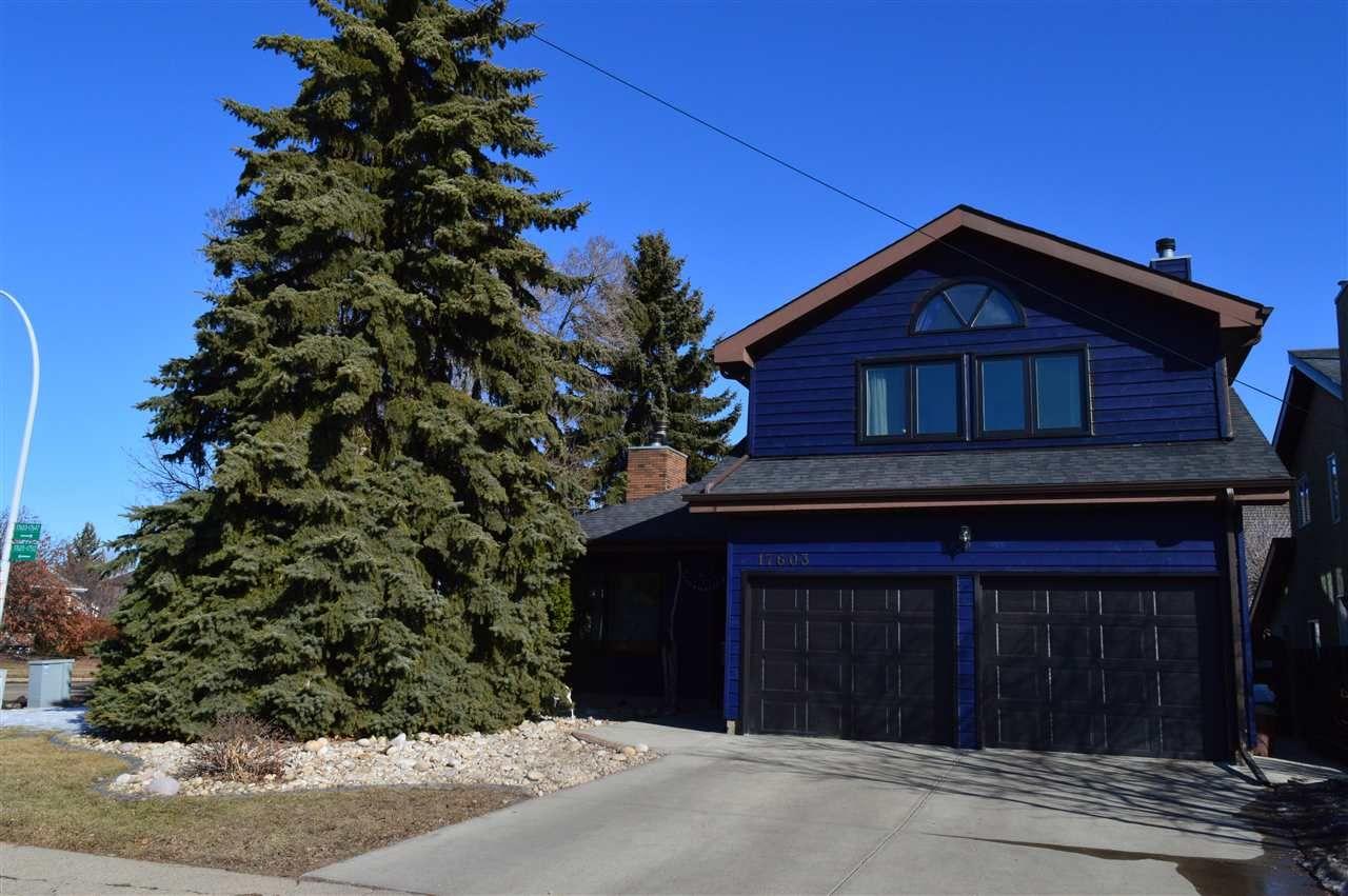 Main Photo: 17603 57 Avenue in Edmonton: Zone 20 House for sale : MLS®# E4234063
