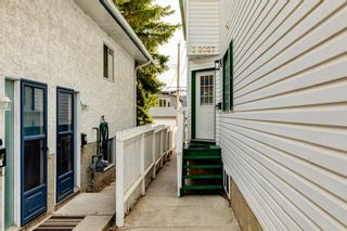 Photo 46: 2 2027 2 Avenue NW in Calgary: West Hillhurst Row/Townhouse for sale : MLS®# A1104288