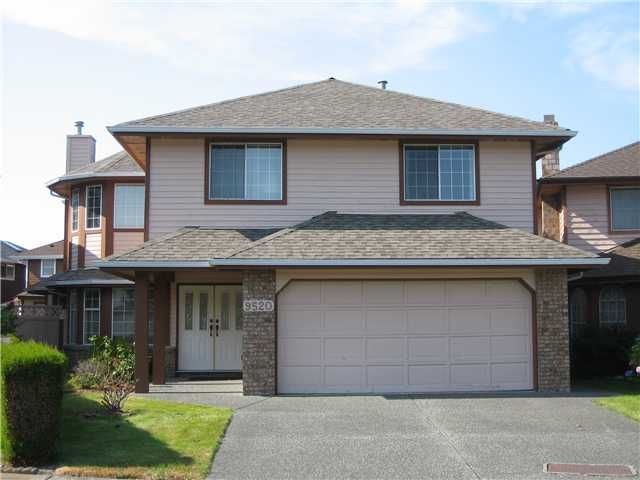 Main Photo: 9520 THOMAS Place in Richmond: Lackner House for sale : MLS®# V962400