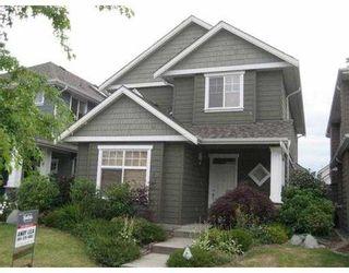 Photo 1: 12519 WESCOTT Street in Richmond: Steveston South House for sale : MLS®# V772698