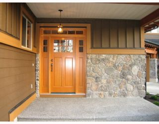 "Photo 2: 77 24185 106B Avenue in Maple Ridge: Albion Townhouse for sale in ""TRAILS EDGE"" : MLS®# V810263"