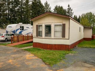 Photo 27: 111 1736 Timberlands Rd in LADYSMITH: Na Extension Manufactured Home for sale (Nanaimo)  : MLS®# 838267