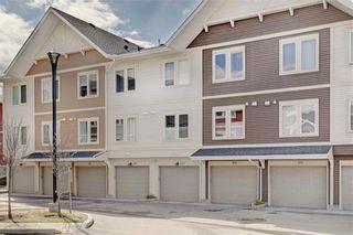 Photo 26: 167 AUBURN MEADOWS Walk SE in Calgary: Auburn Bay Row/Townhouse for sale : MLS®# C4244093