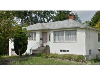 Photo 1: 1618 Richardson St in VICTORIA: Vi Fairfield West House for sale (Victoria)  : MLS®# 699990