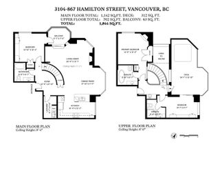 Photo 40: 3104 867 HAMILTON Street in Vancouver: Downtown VW Condo for sale (Vancouver West)  : MLS®# R2625278