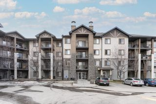 Photo 2: 1225 8 BRIDLECREST Drive SW in Calgary: Bridlewood Apartment for sale : MLS®# A1092319