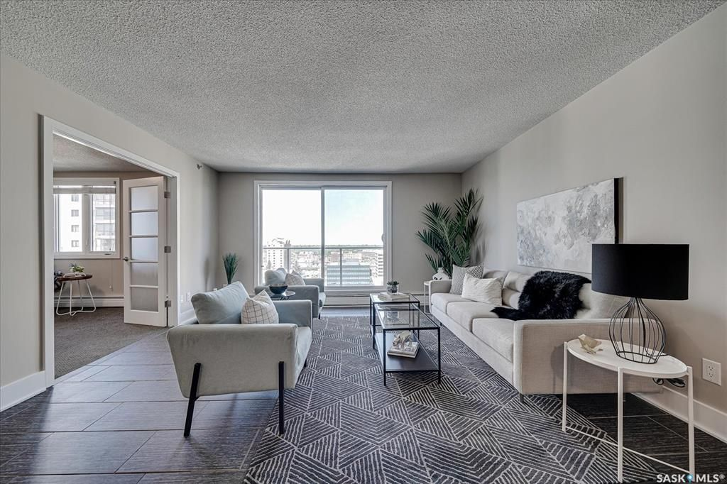 Main Photo: 1608 320 5th Avenue North in Saskatoon: Central Business District Residential for sale : MLS®# SK858500