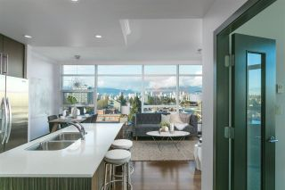 """Photo 5: 703 1088 W 14TH Avenue in Vancouver: Fairview VW Condo for sale in """"COCO"""" (Vancouver West)  : MLS®# R2244610"""