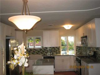 Photo 2: TALMADGE House for sale : 3 bedrooms : 4733 Norma Drive in San Diego