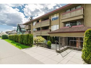 Photo 1: 202 436 Seventh Street New Westminster BC V3M 3L3 in New Westminster: Condo for sale : MLS®# R2283198