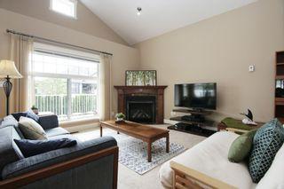 "Photo 3: 13 45752 STEVENSON Road in Chilliwack: Sardis East Vedder Rd House for sale in ""Higginson Villas"" (Sardis)  : MLS®# R2571451"