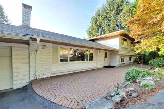 Photo 1: 670 ST. ANDREWS Road in West Vancouver: British Properties House for sale : MLS®# R2517540
