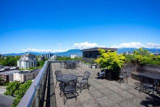 """Photo 21: 123 1445 MARPOLE Avenue in Vancouver: Fairview VW Condo for sale in """"HYCROFT TOWERS"""" (Vancouver West)  : MLS®# R2580832"""