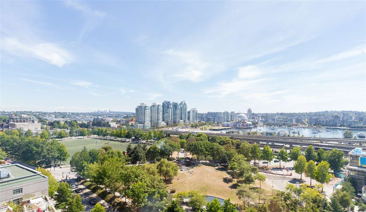 Main Photo: 1508 63 KEEFER PLACE in Vancouver: Downtown VW Condo for sale (Vancouver West)  : MLS®# R2100724