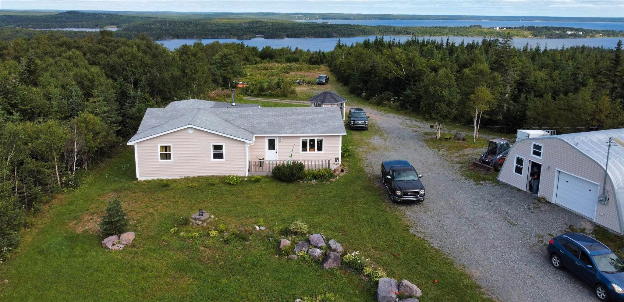 Main Photo: 701 Main A dieu Road in Catalone: 209-Victoria County / Baddeck Residential for sale (Cape Breton)  : MLS®# 202118490