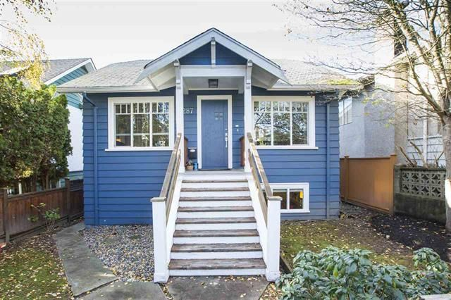 Main Photo: 5287 SOMERVILLE ST in VANCOUVER: Fraser VE House for sale (Vancouver East)  : MLS®# R2015497