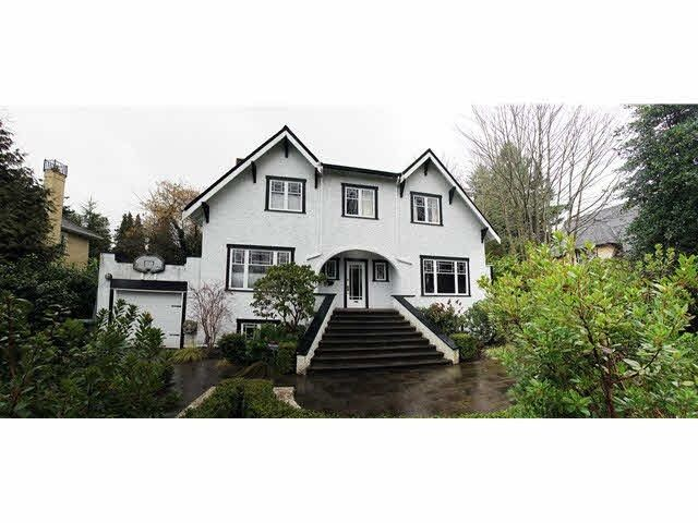 Main Photo: 1650 WESBROOK Crescent in Vancouver: University VW House for sale (Vancouver West)  : MLS®# R2526533
