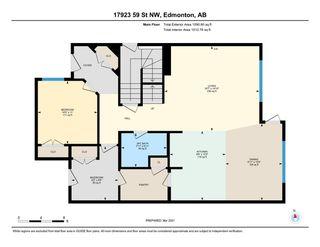 Photo 18: 17923 59 Street in Edmonton: Zone 03 House for sale : MLS®# E4234608