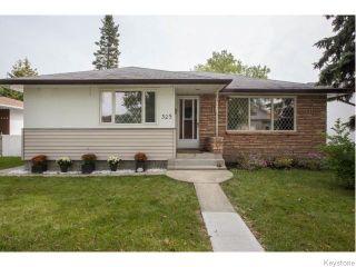 Photo 1: 325 Aldine Street in Winnipeg: Grace Hospital Residential for sale (5F)  : MLS®# 1624293