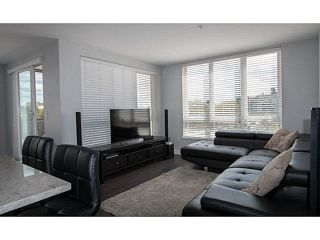 Photo 5: 318 55 EIGHTH AVENUE in New Westminster: Condo for sale : MLS®# V1125348
