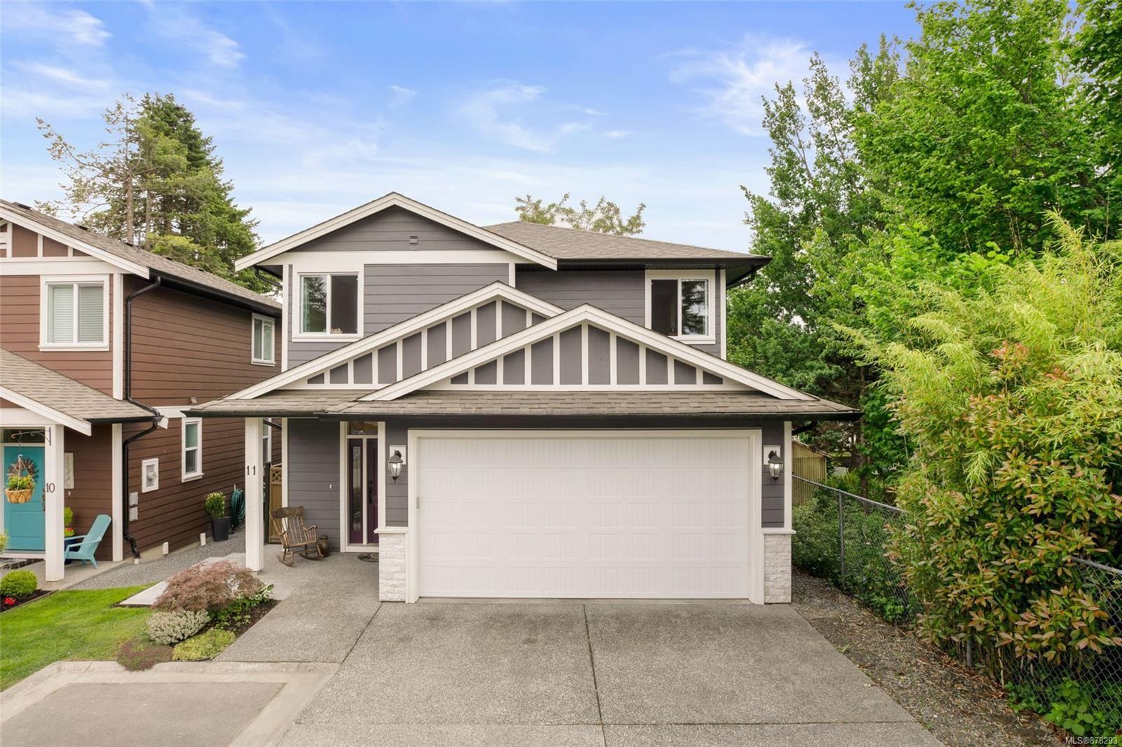 Main Photo: 11 3205 Gibbins Rd in : Du West Duncan House for sale (Duncan)  : MLS®# 878293