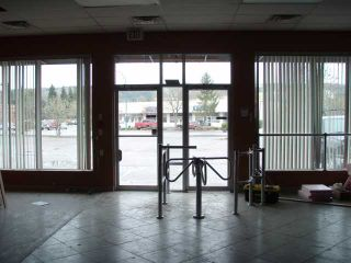 Photo 5: 2348 WESTWOOD Drive in PRINCE GEORGE: Westwood Commercial for lease (PG City West (Zone 71))  : MLS®# N4504768