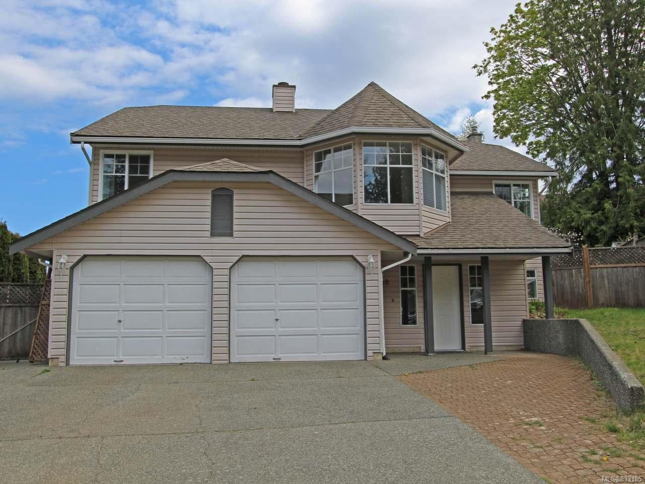 Main Photo: 6040 Driftwood Pl in NANAIMO: Na North Nanaimo House for sale (Nanaimo)  : MLS®# 833185