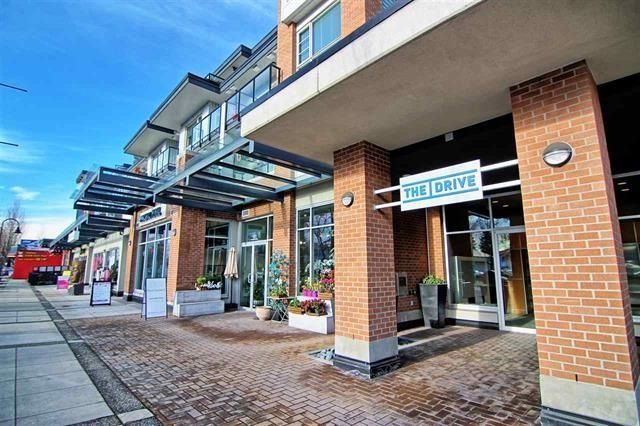 """Main Photo: 205 1330 MARINE Drive in North Vancouver: Pemberton NV Condo for sale in """"THE DRIVE"""" : MLS®# R2148900"""