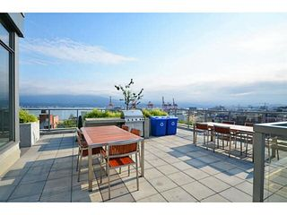 Photo 8: 708 66 W Cordova Street in Vancouver: Downtown Condo for sale (Vancouver West)  : MLS®# V1021047