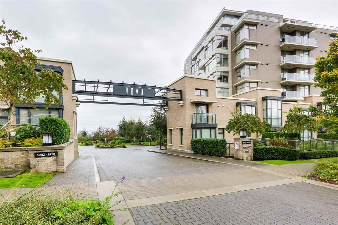 "Main Photo: Videos: 109 9298 UNIVERSITY Crescent in Burnaby: Simon Fraser Univer. Condo for sale in ""NOVO 1"" (Burnaby North)  : MLS®# R2325299"