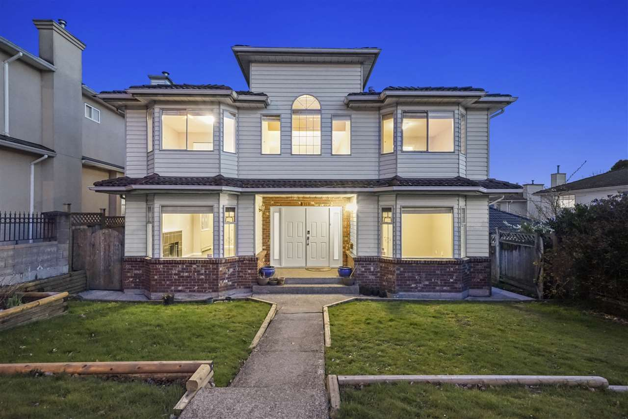 Main Photo: 1718 E 62ND Avenue in Vancouver: Fraserview VE House for sale (Vancouver East)  : MLS®# R2559513