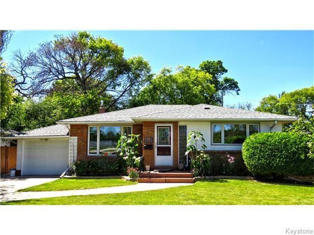 Main Photo: 50 Harrow Street in Winnipeg: River Heights Residential for sale (1C)  : MLS®# 1626073