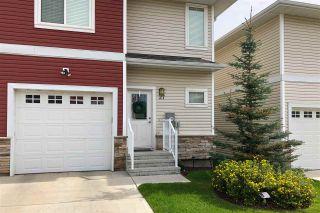 Photo 25: 450 MCCONACHIE Way in Edmonton: Zone 03 Townhouse for sale : MLS®# E4236201