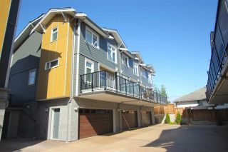 """Photo 15: 109 801 RODERICK Avenue in Coquitlam: Coquitlam West Townhouse for sale in """"VILLAGE AT BLUE MOUNTAIN"""" : MLS®# R2061786"""
