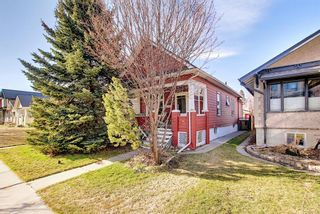 Main Photo: 606 17 Avenue NW in Calgary: Mount Pleasant Detached for sale : MLS®# A1091214