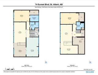 Photo 48: 74 SUNSET Boulevard: St. Albert House for sale : MLS®# E4235984