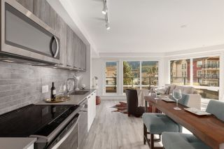 """Photo 2: 402 38013 THIRD Avenue in Squamish: Downtown SQ Condo for sale in """"THE LAUREN"""" : MLS®# R2426985"""
