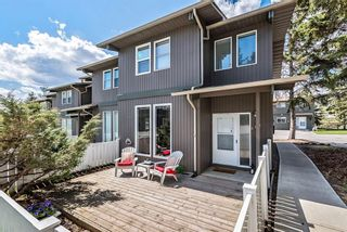 Main Photo: 801 5340 17 Avenue SW in Calgary: Westgate Row/Townhouse for sale : MLS®# A1103422
