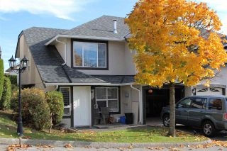"Photo 1: 125 3160 TOWNLINE Road in Abbotsford: Abbotsford West Townhouse for sale in ""SouthPoint Ridge"" : MLS®# R2514754"